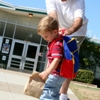 Kita, Alltag, Kindergarten, Morgen, Abschied